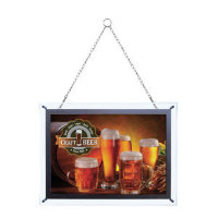 "14"" x 20"" Crystal Edge Light Box Kit"
