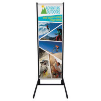 Four Season Dual Trak Banner Display Kit